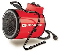 Générateur à air chaud électrique